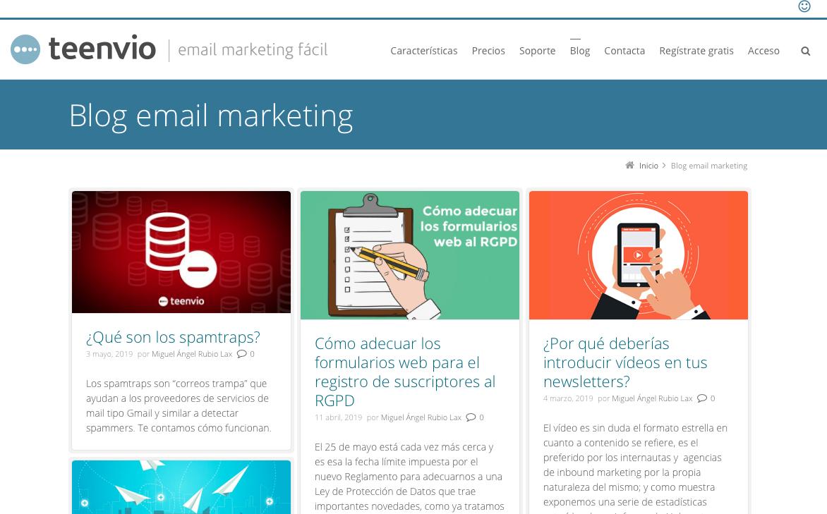 blogs de Marketing Automation en Argentina te envío