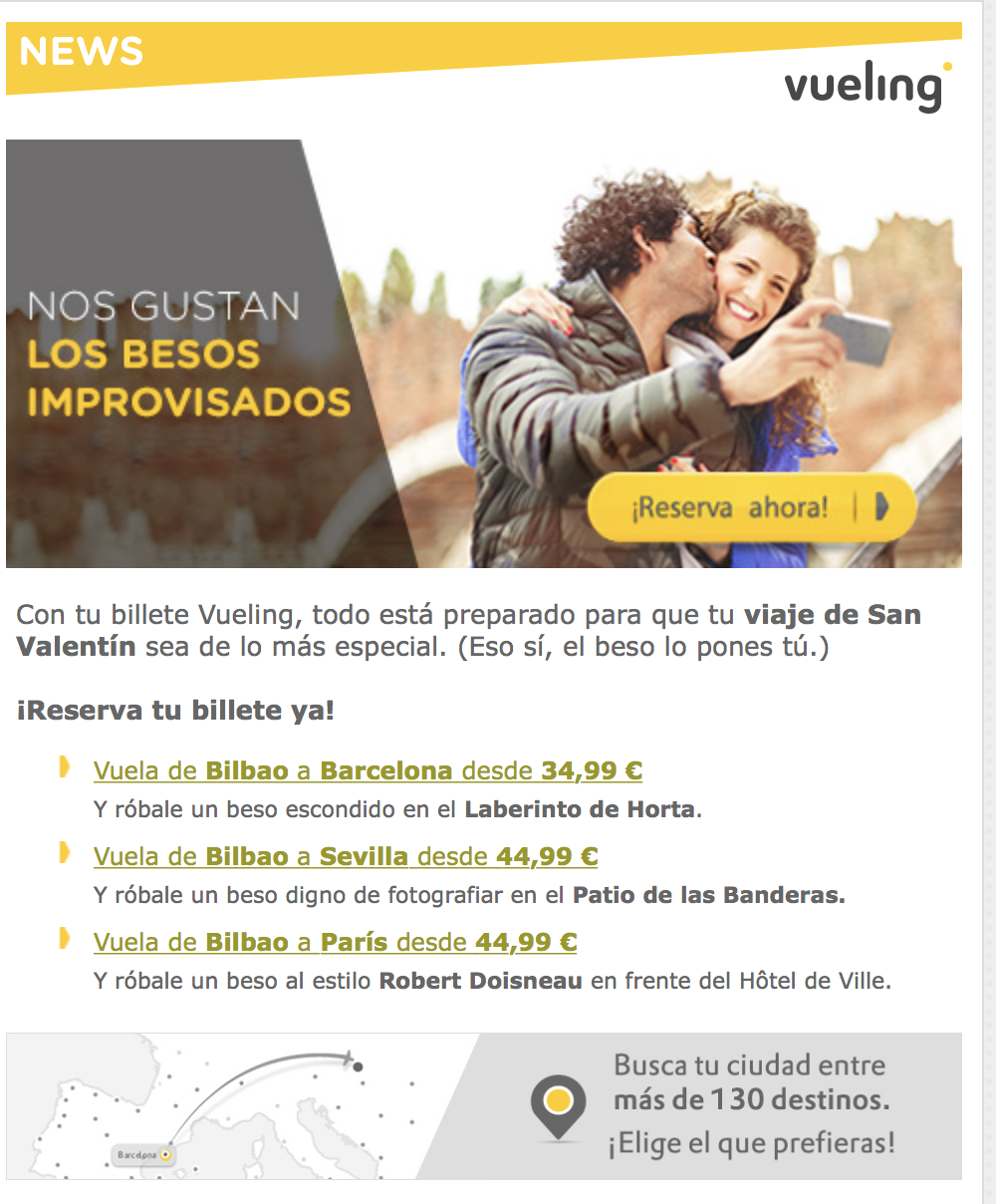 email promocional