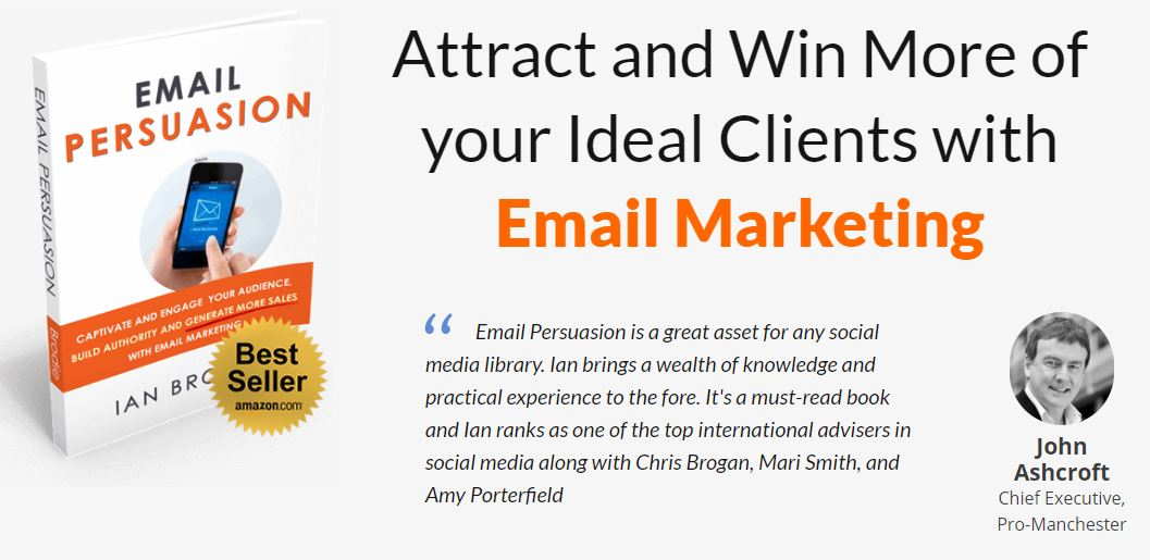libros para aprender email marketing: email persuasion