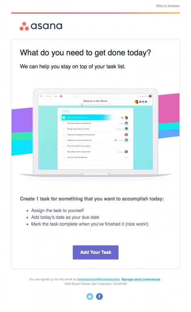 Redacción persuasiva en email marketing