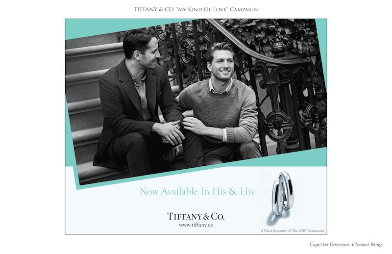 campañas de email marketing para el Orgullo Gay: Tiffany