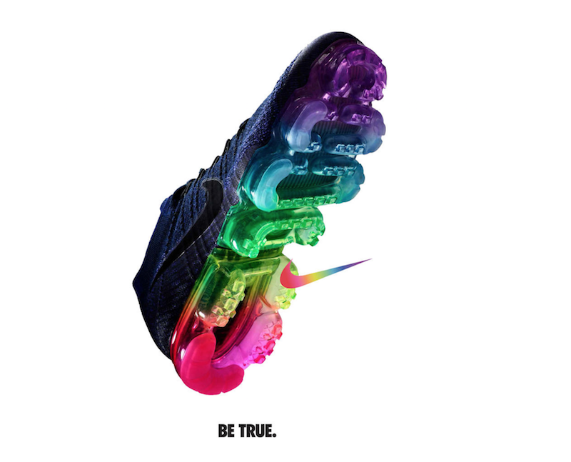 Be True Nike