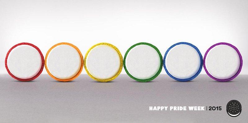 campañas de email marketing para el Orgullo Gay: Oreo