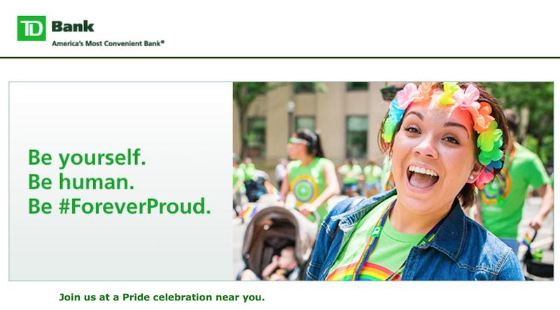 campañas de email marketing para el Orgullo Gay