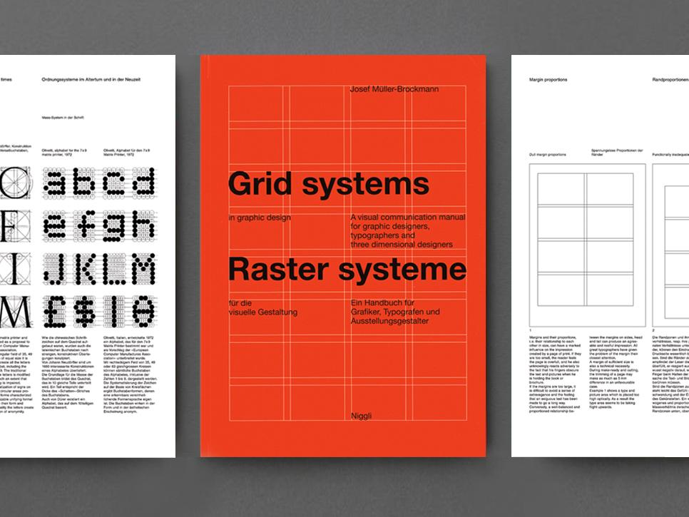 libros de diseño web: Grid Systems in Graphic Design