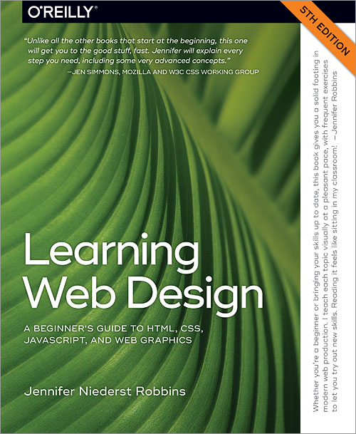 Libros de diseño web: Learning Web Design