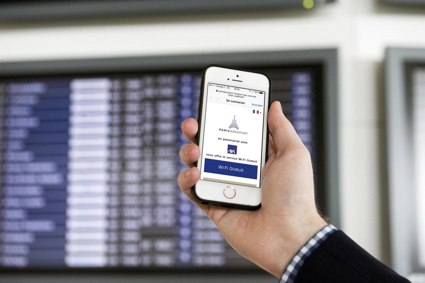 Geolocalización y email marketing en aeropuertos