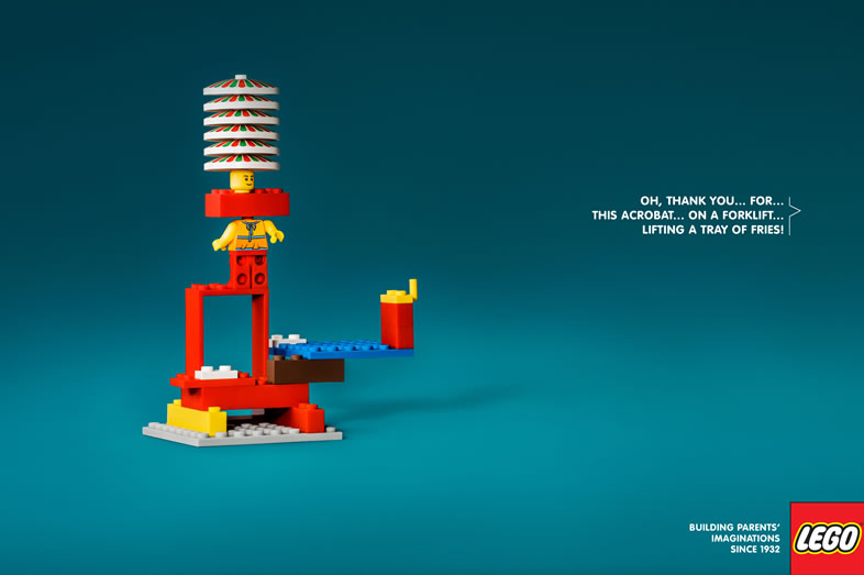 Top of Heart: lego