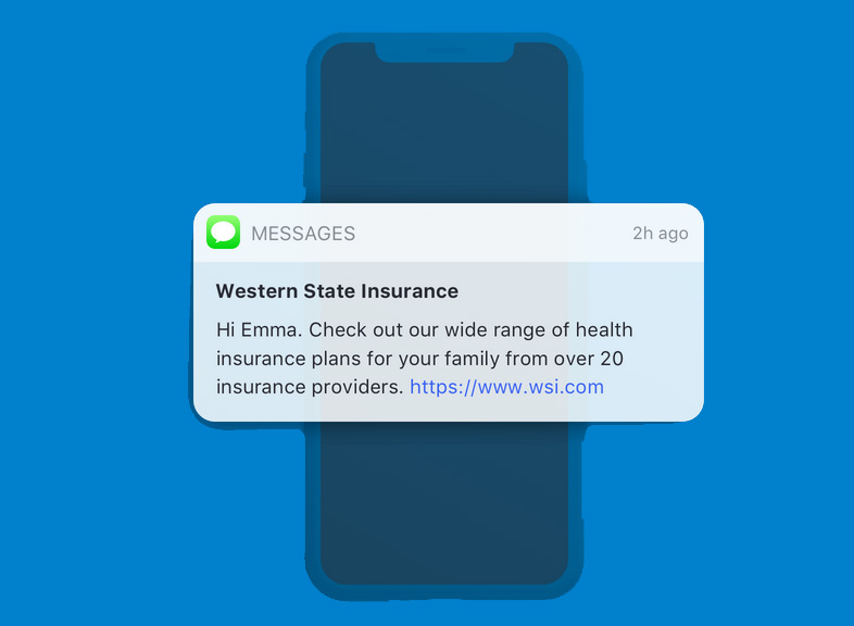 SMS Marketing para generar tráfico web: fidelizar clientes con SMS Marketing