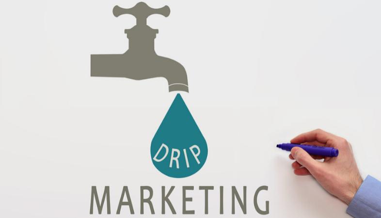 campagne di drip marketing