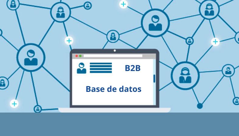 Base de datos de email marketing B2B