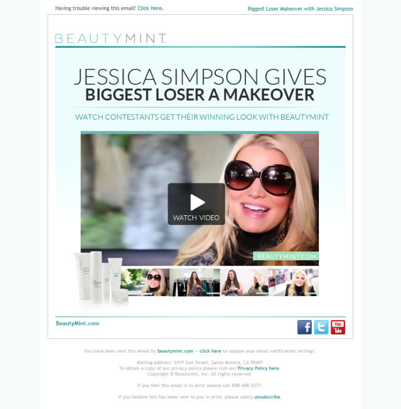 Contenido multimedia email marketing