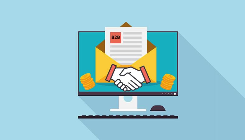 email marketing per chiudere le vendite B2B