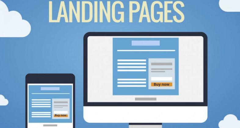 Landing pages vendedoras