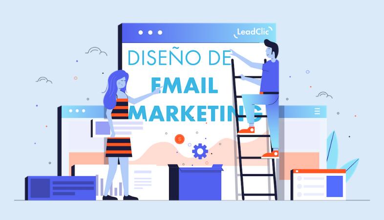diseño de emails en negocios locales