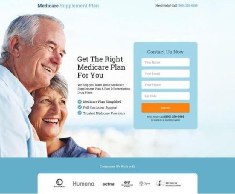Medicare modelo de hero images
