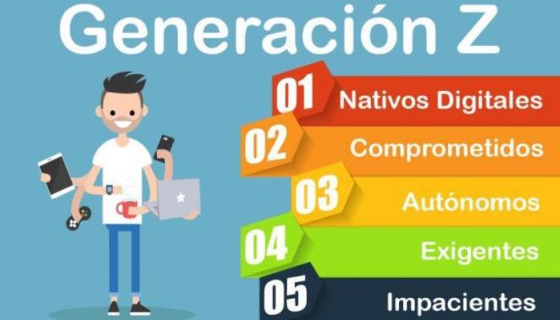 características del consumidor centennial