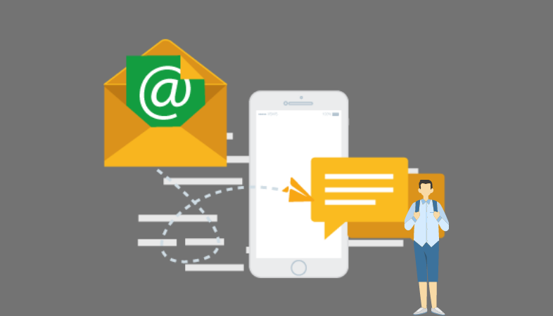 Email e SMS Marketing per attirare gli studenti
