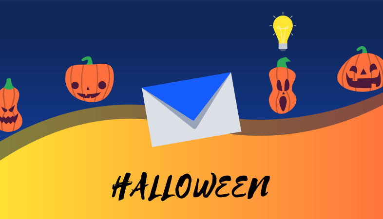 emails di Halloween