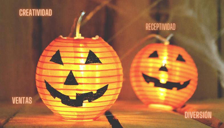 Ventajas de los emails para Halloween