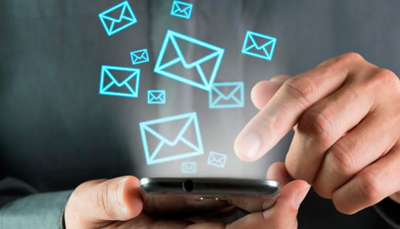fare pubblicità tramite SMS