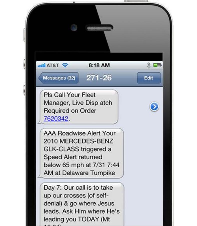 Atención al cliente por SMS