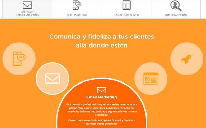 email marketing herramienta profesional