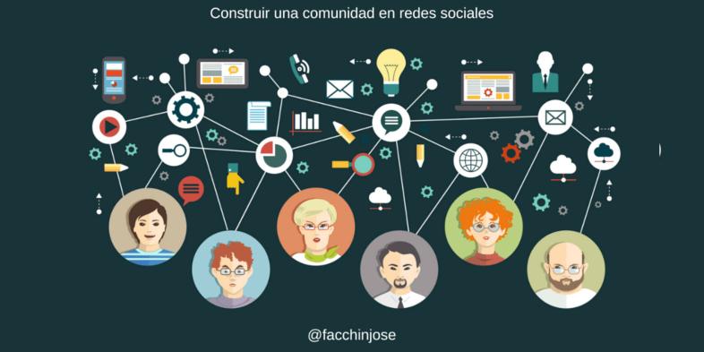 Crea una comunidad en redes sociales