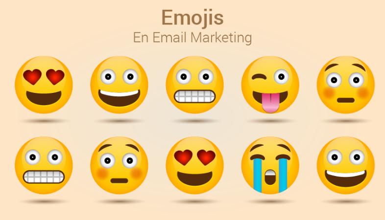 Ventajas de emojis para email
