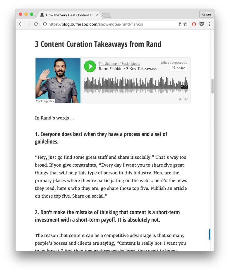 Usa la SEO per promuovere il tuo podcast