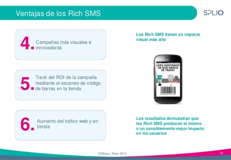 Beneficios de las campañas rich sms