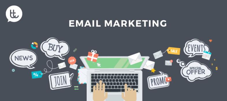 email marketing per attività di vendita a domicilio
