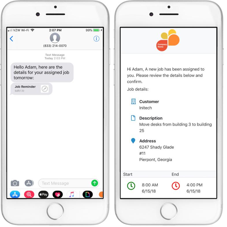 Campañas rich SMS personalizados