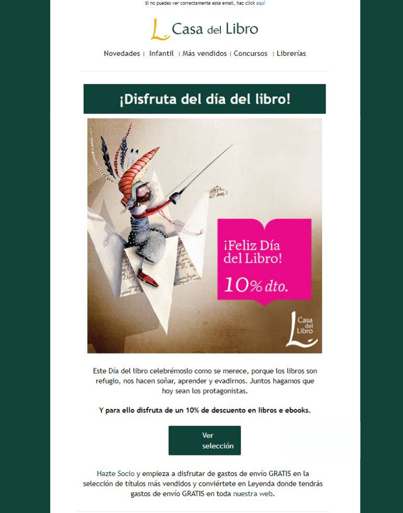 Campaña de la Casa del Libro