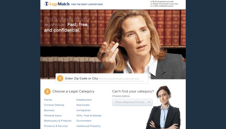 Fornire informazioni per trovare un buon avvocato