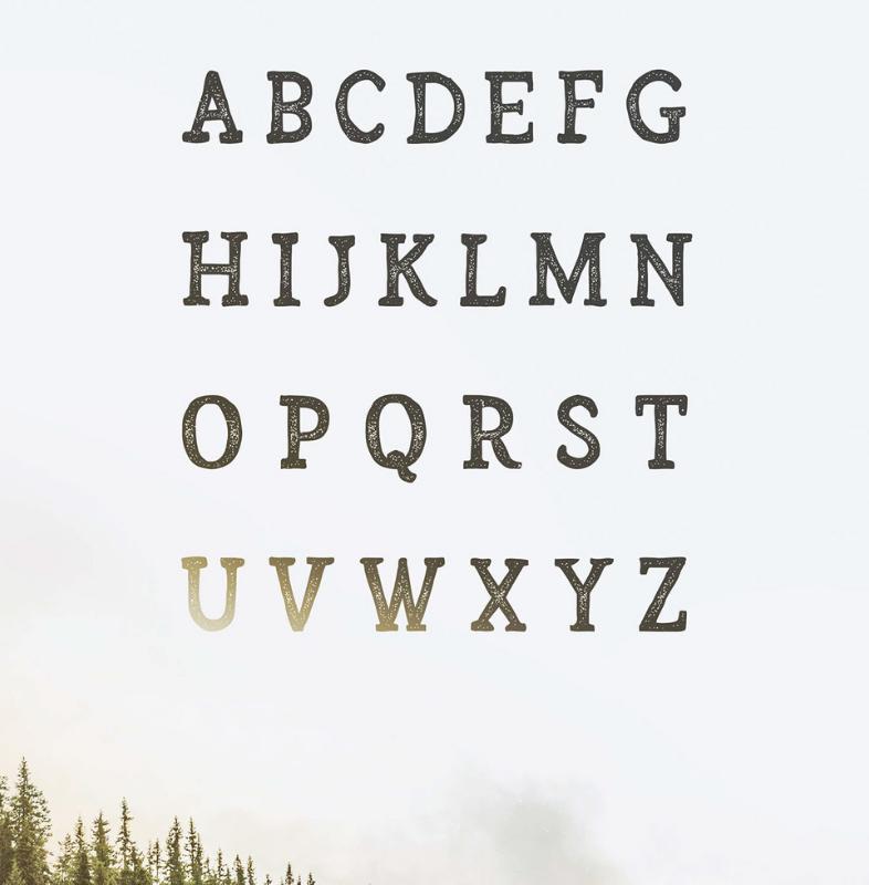 Nuevas tipografías: 9BAR