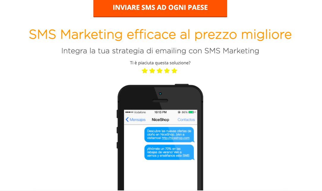 6 strumenti complementari all'SMS marketing