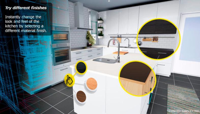 web design 2021: Realtà virtuale