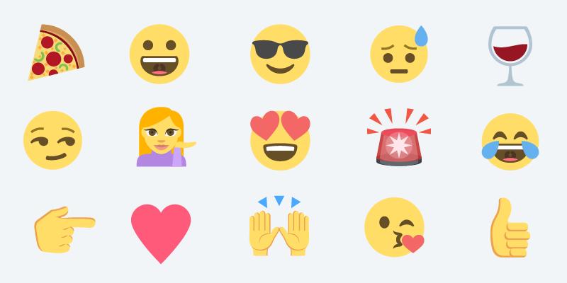 Vantaggi dell'utilizzo di emoji nelle e-mail