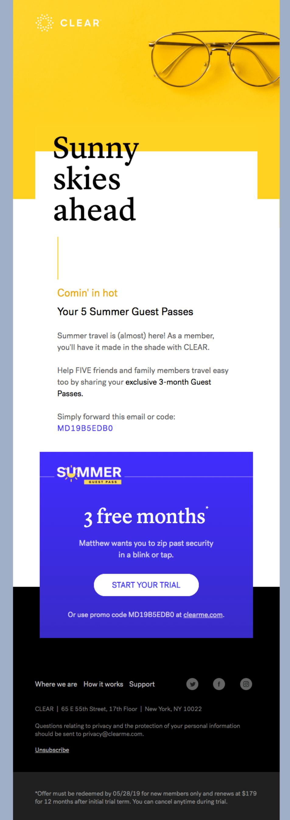 Le newsletter che invii devono essere piacevoli