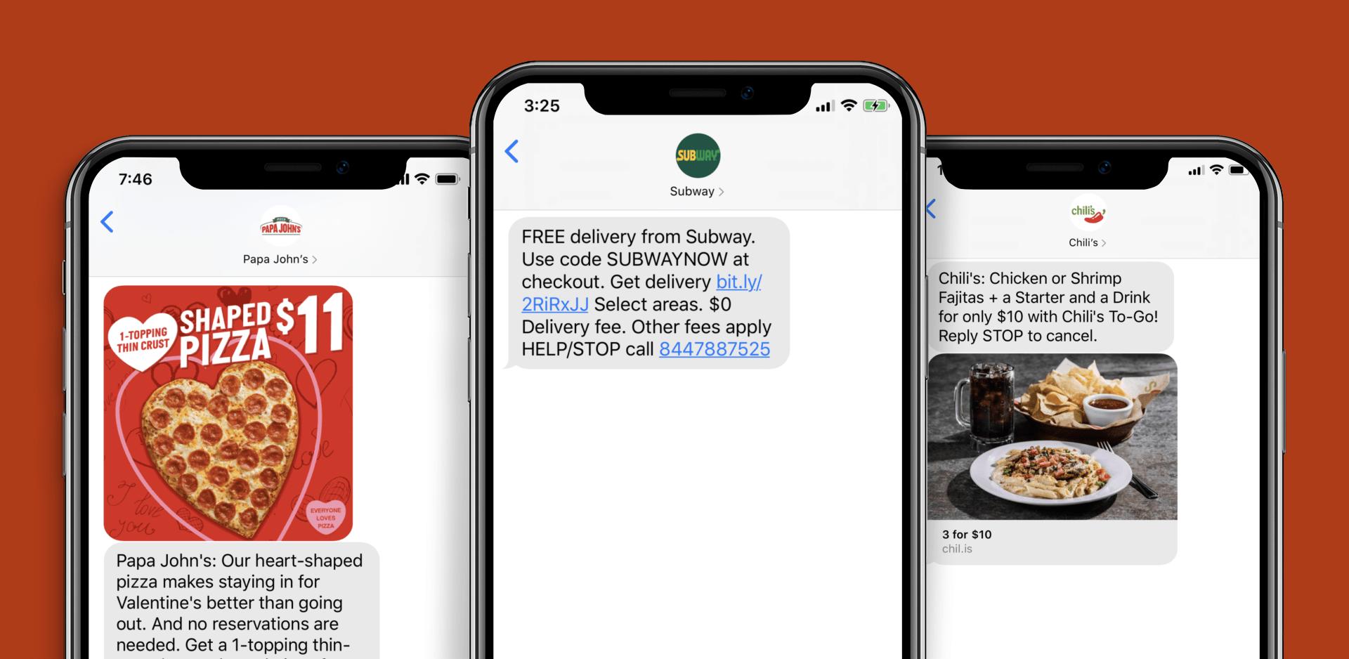 Espandi la tua rete realizzando campagne SMS promozionali