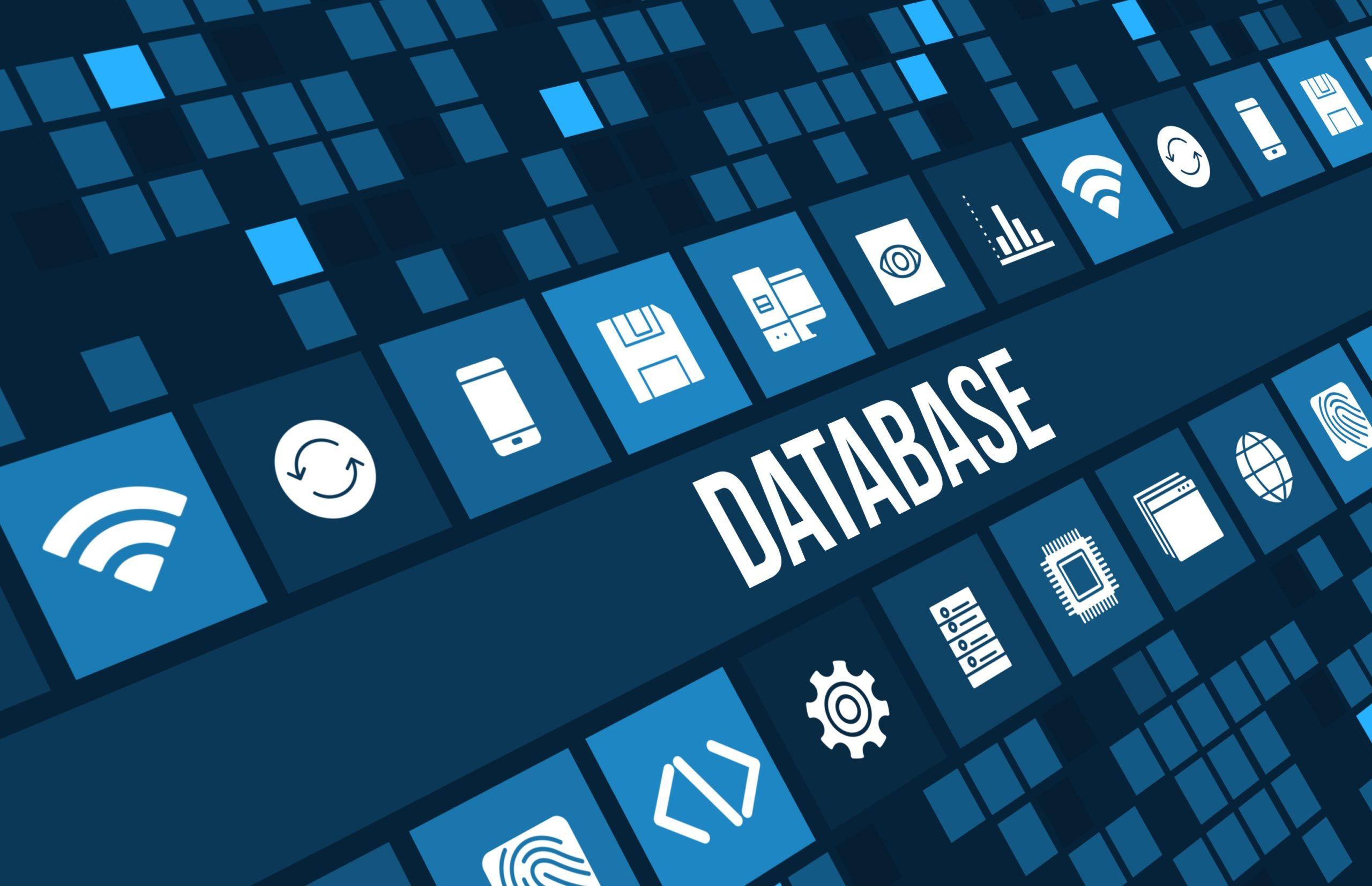 Crea il tuo database