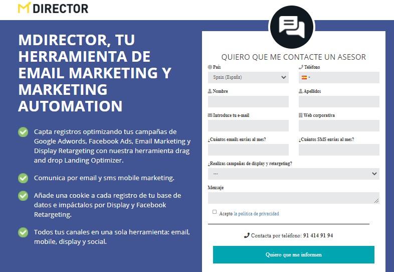 Marketing automation para cursos online