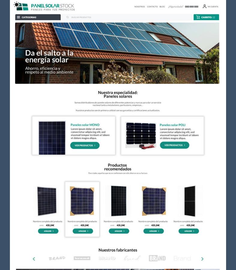 Prodotti a energia solare