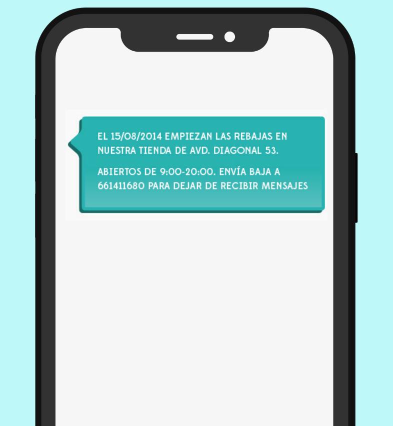SMS Marketing e saldi estivi
