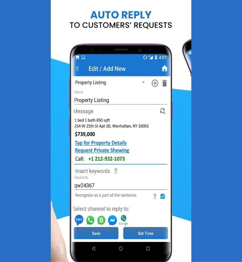 database sms marketing
