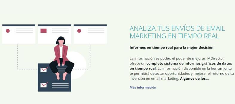 Medir resultados campañas email marketing